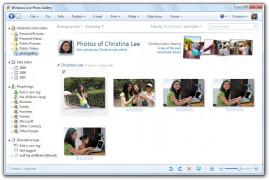 microsoft windows live photo gallery